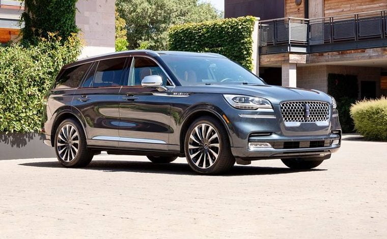 best new suv 2021 - lincoln - ultra luxury