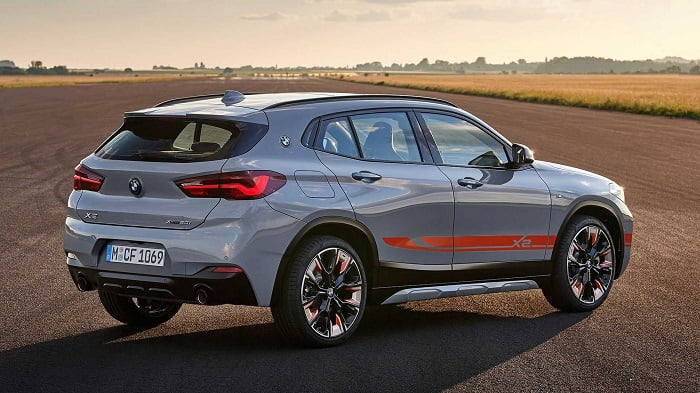 bmw x2 - review - subcompact