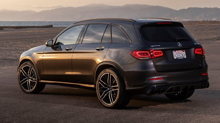 2021 mercedes benz - suv luxury - compact