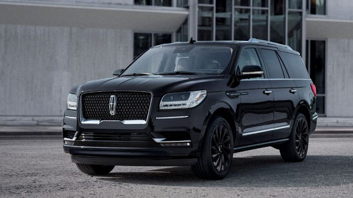 lincoln large best suv 2021