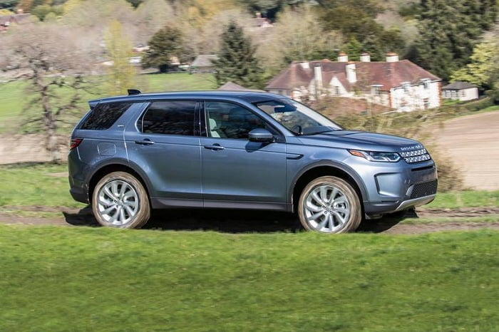 compact suv - land rover - 2021